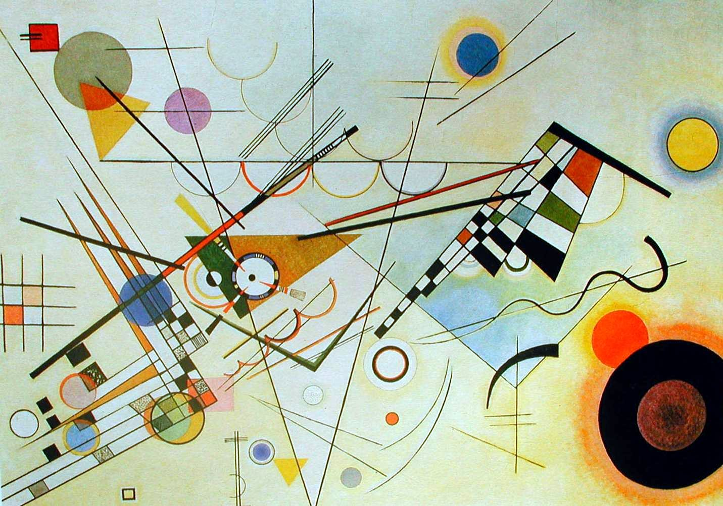 Kandinsky (Composición VIII)